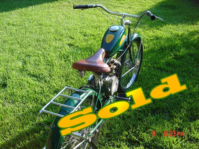 Whizzer for sale