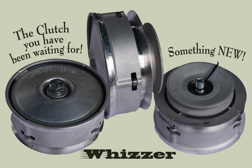 whizzer clutch for sail